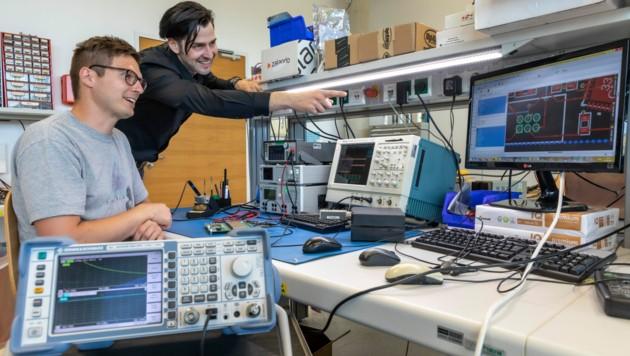 Ein neues Labor wurde jetzt an der TU Graz eröffnet. (Bild: www.lunghammer.at)