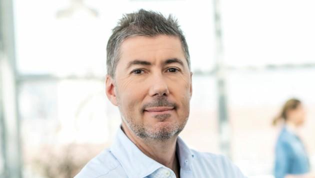 Christian Stögmüller ist neuer VÖP-Vorstand (Bild: Peter Baier)