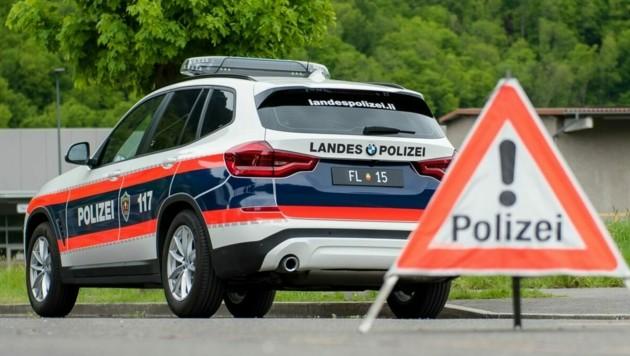 (Bild: Landespolizei Liechtenstein)