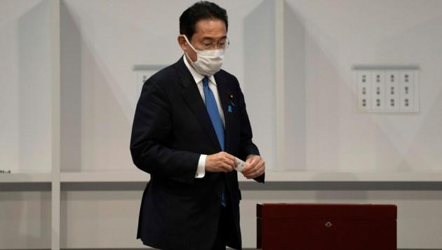 Fumio Kishida wird japanischer Regierungschef. (Bild: 2021 Getty Images)