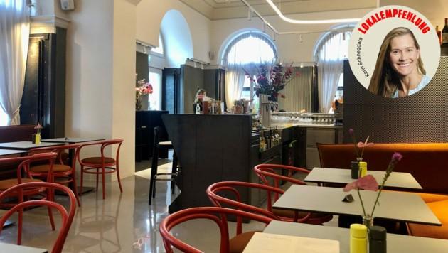 (Bild: Café Bellaria, krone.at-Grafik)
