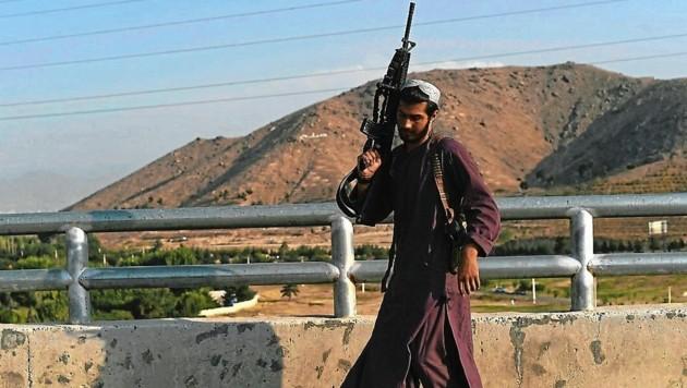 Die Taliban haben in Afghanistan erneut die Macht übernommen. Eine Zusammenarbeit der Justizbehörden gab es aber offenbar auch vorher nicht. (Bild: AFP or licensors)
