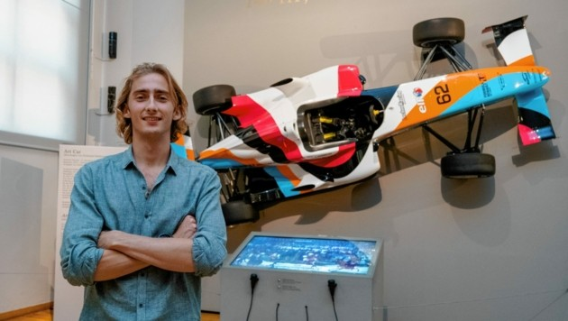 Früher lieferte er spektakuläre Crashes, jetzt einen famosen Sieg in Le Mans: Ferdinand Habsburg. (Bild: Urbantschitsch Mario)