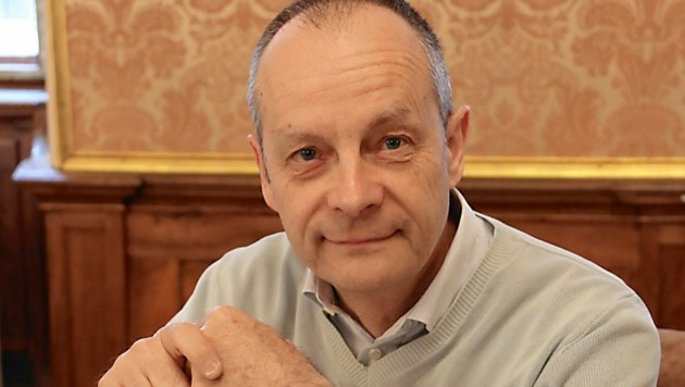 Werner Murgg, KPÖ-Landtagsabgeordneter (Bild: Christian Jauschowetz)