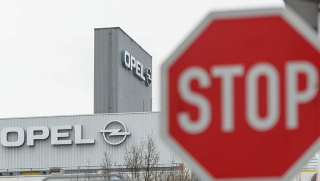 Die Autobranche befindet sich in einer Ausnahmesituation. (Bild: APA/dpa-Zentralbild/arifoto UG)