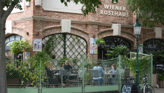 Edelkaffees und Raritäten serviert das Wiener Rösthaus. (Bild: Wolfgang Spitzbart)
