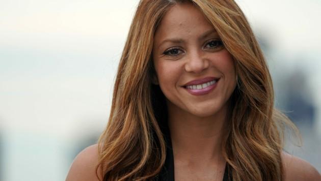 Shakira (Bild: AFP)