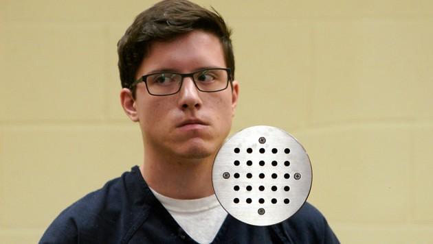 John Earnest wurde wegen Mordes und versuchten Mordes zu lebenslanger Haft verurteilt. (Bild: AP)