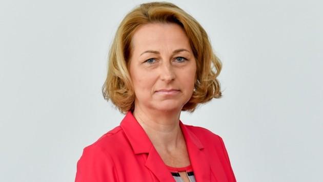 Bürgermeisterin Elisabeth Teufer (VP) trifft in der Stichwahl auf Christian Gratzl (SP). (Bild: Dostal Harald)