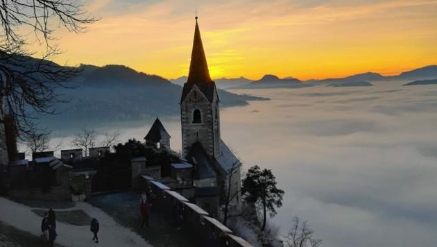 Burg Hochosterwitz bietet Geschichte und Geschichten. (Bild: Kogler Christina Natascha)