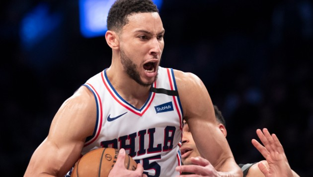 Ben Simmons (Bild: Copyright 2020 The Associated Press. All rights reserved.)