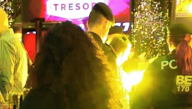 25 Discos und Clubs in Wien wurden überprüft. (Bild: Peter Tomschi)