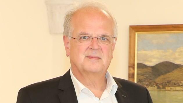 Stadtchef Reinhard Resch vereinbarte einen persönlichen Gesprächstermin. (Bild: Stadt Krems)