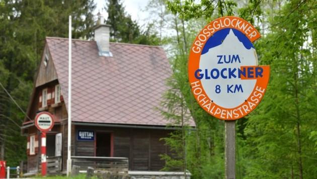 Die Hochalpenstraße führt zum höchsten Berg Österreichs (Bild: Wolfgang Spitzbart)