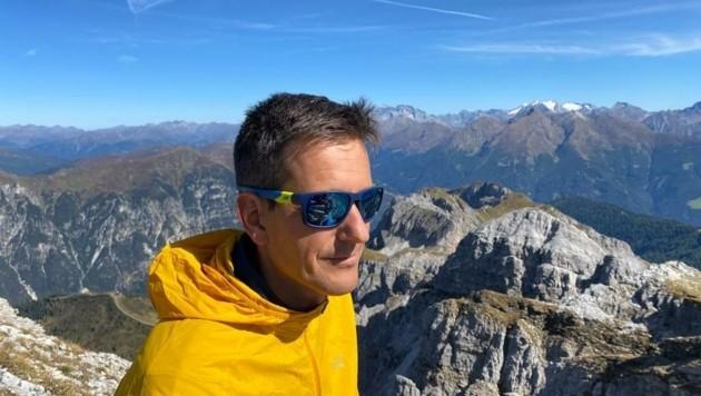 Bergrettungsarzt Dr. Erik Austad warnt vor zu viel Stress gleich nach der Anreise. (Bild: Austad)