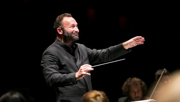 Kirill Petrenko hat Vorarlberg mit dem Mahler-Zyklus ein großes Geschenk gemacht. (Bild: Mathis Fotografie)