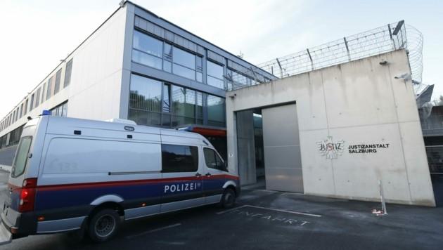 Justizanstalt Puch (Bild: Tschepp Markus)