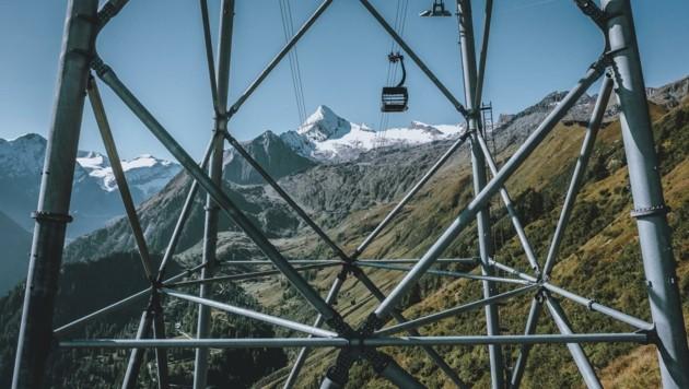 Das Kitzsteinhorn startet am Samstag in die Saison (Bild: EXPA/ JFK)