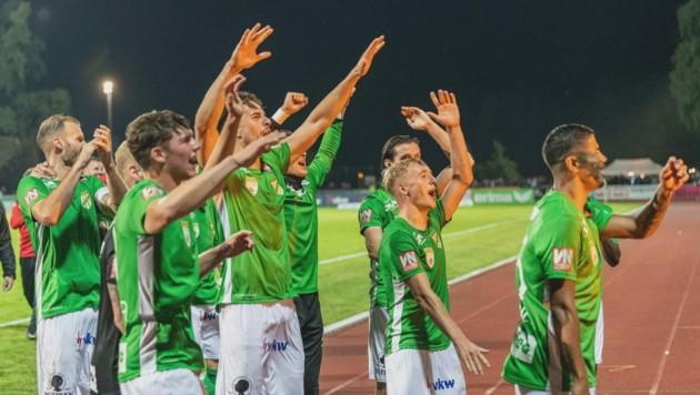 Die Austria-Spieler stehen derzeit im Fokus. (Bild: GEPA pictures)
