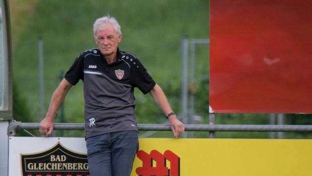 Peter Hochleitner ist nicht mehr Trainer in Bad Gleichenberg (Bild: Bertram Mayer)