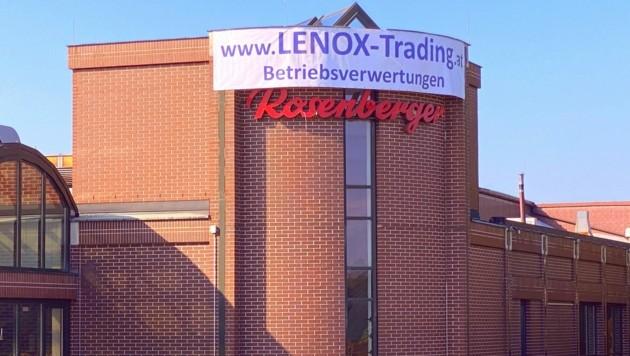 Lenox-Trading ist ein Spezialist für Räumungen, erhielt nun auch das Vertrauen für den Rosenberger-Standort in Völlerndorf. (Bild: LENOX-Trading.at)