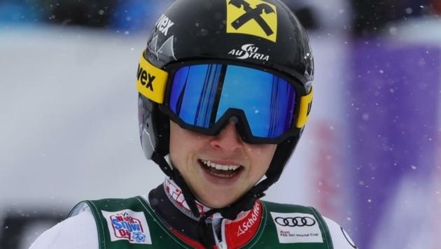 Im Oktober 2018 war die Freude bei Stephanie Resch noch groß: da fuhr sie mit Nummer 49 beim Weltcup-Auftakt in Sölden auf Rang 19. (Bild: Birbaumer Christof)