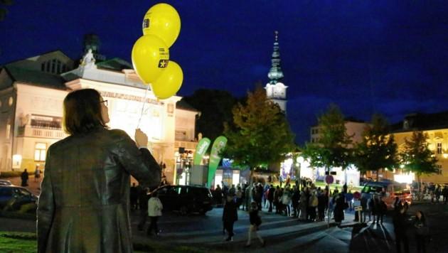 Bei der Langen Nacht der Museen in Klagenfurt gab es einen Corona-Fall. (Bild: Rojsek-Wiedergut Uta)