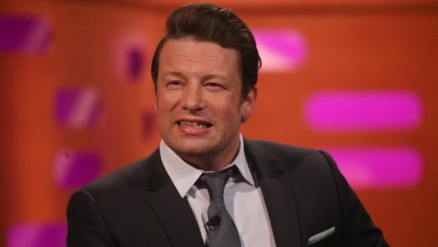 Jamie Oliver (Bild: Isabel Infantes / PA / picturedesk.com)