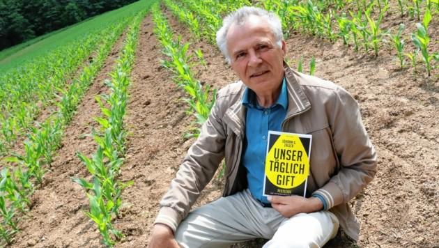 Umweltaktivist Franz Sölkner (Bild: Christian Jauschowetz)