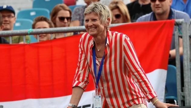 Barbara Muhr steht beim Steirischen Verband vor dem Comeback. (Bild: Sepp Pail)