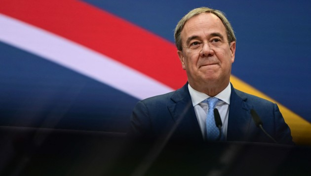 Die CDU will sich nach dem Rückzug Laschets von der Spitze bis in die Gremien neu aufstellen. (Bild: AFP/Ina Fassbender)