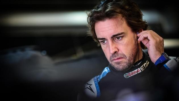 Fernando Alonso (Bild: GEPA )