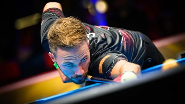 Kärntens Billard-Star Albin Ouschan spielt Freitag-Abend im Achtelfinale der Austria Open (Bild: www.jpparmentier.com)