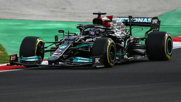 Lewis Hamilton (Bild: APA/AFP/OZAN KOSE)