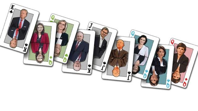 (Bild: Heinz- Peter Bader, Holl Reinhard, Lisi Niesner, Christian Jauschowetz, Daniela Mauche, Tröster Andreas, Paul Gruber, Tomschi Peter, Roman Zach-Kiesling, Krone KREATIV)
