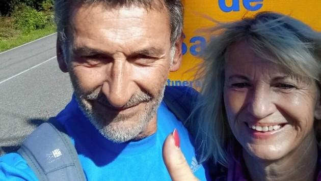 Mama Ursula und Papa Karl suchten sogar im spanischen Galicien nach ihrem Felix. (Bild: zVg)