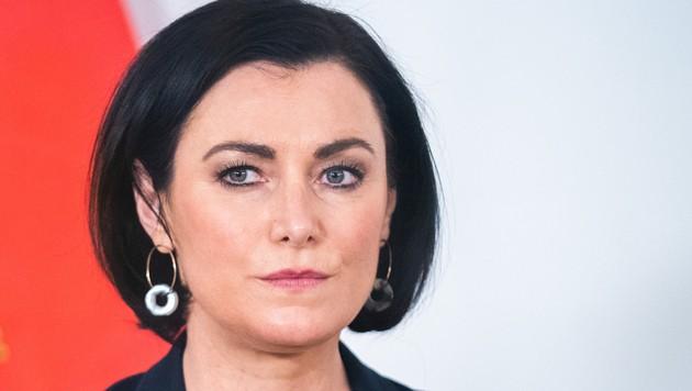 Elisabeth Köstinger war bis 2019 selbst Mitglied der ÖVP-Koalition mit der FPÖ. (Bild: APA/Georg Hochmuth)