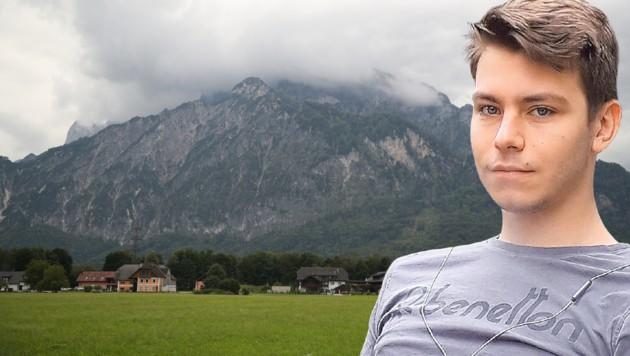 Jona wird seit mehr als zwei Wochen vermisst. Zuletzt haben die Einsatzkräfte im Bereich des Untersbergs nach ihm gesucht. (Bild: Andreas Tröster / Privat)
