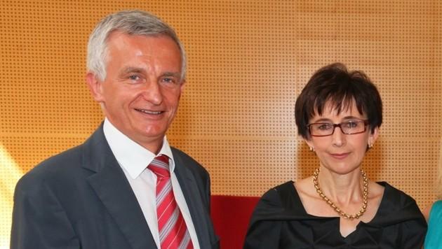 2012 wurde Hildegard Egle (Foto) zur Präsidentin des Landesgerichts Wels ernannt, ihr folgt nun wieder eine Frau nach. (Bild: Gerhard Wenzel)
