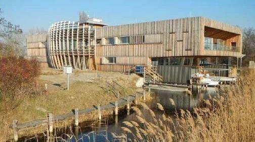 Die Biologische Station in Illmitz gibt es seit 50 Jahren. (Bild: Biologische Station Neusiedler See/Austria)