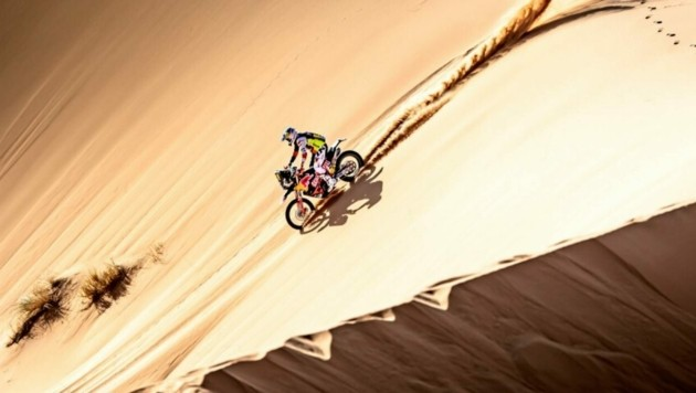 Matthias Walkner (Bild: KTM Racing/Marek Kin)