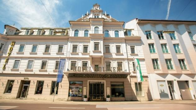 Hotel Gollner in Graz (Bild: copyright@sarahraiser)