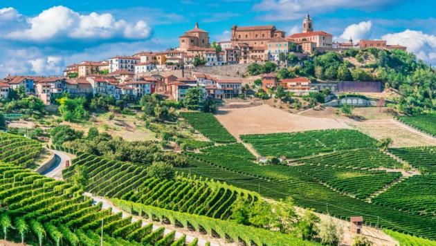La Morra in der Provinz Cuneo (Bild: ©monticellllo - stock.adobe.com)