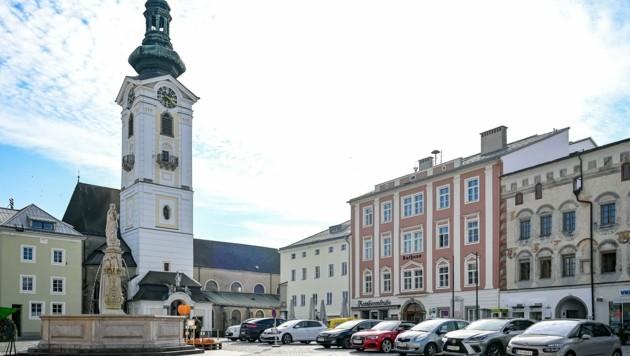 In Freistadt muss Elisabeth Teufer (VP) nach knapp fünf Jahren Christian Gratzl (SP) weichen (Bild: Alexander Schwarzl)