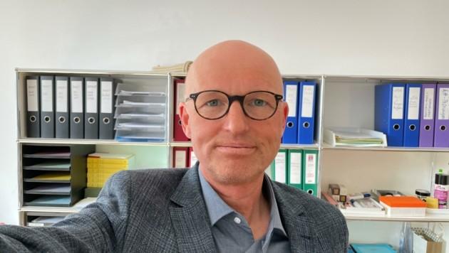 Thomas Schiendorfer - Direktor der Neuen Mittelschule Nonntal (Bild: NMS Nonntal)