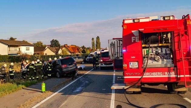 (Bild: Feuerwehr Berndorf)