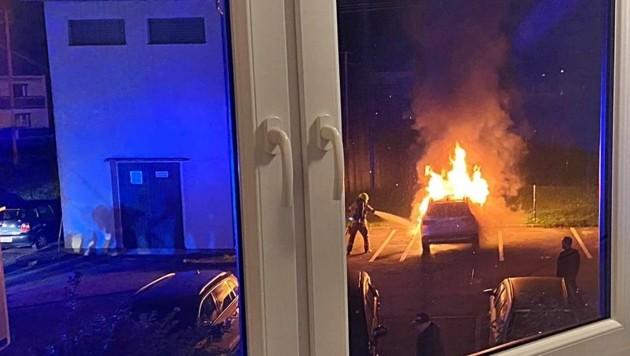 Beim ersten Brand ging man von einem technischen Defekt aus (Bild: Hörmandinger Reinhard)
