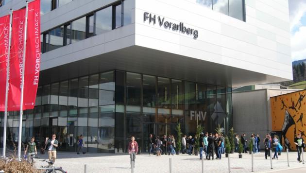 (Bild: FH Vorarlberg)
