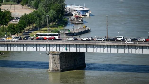 Der Verkehr in Linz ist schon lange ein Thema (Bild: Alexander Schwarzl)