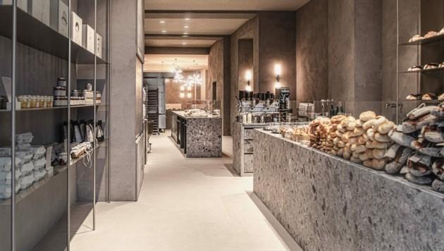 Ab Mittwoch hat die Gastronomie in den Filialen der Bäckerei Öfferl wieder geöffnet. (Bild: oefferl.bio)
